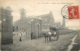 WALLERS ENTREE DE LA FOSSE  D'ARENBERG - Other Municipalities