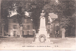 CPA - Viroflay - La Statue De Maze - Viroflay