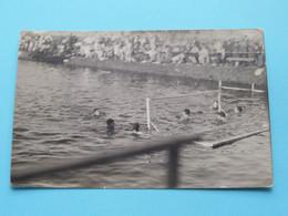 WATERPOLO ( Zie / Voir Photo ) Sport ( Carte Photo - Fotokaart ) Anno 19?? ! - Otros