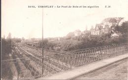 CPA - Viroflay - Le Pont De Bois Et Les Aiguilles - Viroflay