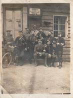Bureau De La Mobilisation - Gendarmerie - Photo - Guerre 1914-18