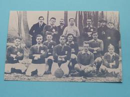 ZWIJNDRECHT SCALDIS 1922 ( Copie Kaart ) Hobbyclub De Verzamelaarsvrienden Nieuwkerken-Waas ( D/1976/2072/04 )! - Soccer