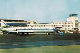 Aerodrome Nice. Caravelle. Flamme - Unclassified