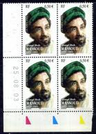 COIN DATE N° 3594 Ahmad Shah MASSOUD NEUF ** - 2010-....