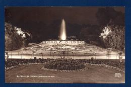 Ostende. La Fontaine Lumineuse, La Nuit. Thermes Du Parc 1830-1930 - Oostende