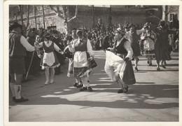 CARNEVALE 1956 - TIROLESI A MUGGIA Scritto Dietro - Zonder Classificatie