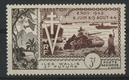 POSTE AERIENNE N° 14 Cote 10 € Neuf * (MH) 10 ème Anniversaire De La Libération. - Nuovi