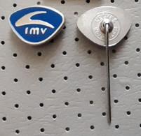 Renault IMV Novo Mesto  Industry Of Motor Vehicles Car Factoy Slovenia Ex Yugoslavia Pin - Renault
