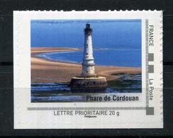 "LE PHARE DE CORDOUAN Adhésif Neuf ** . Collector "" L' Aquitaine ""  2009 - Collectors"