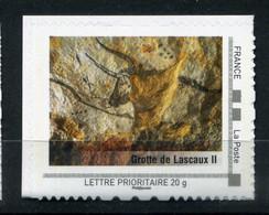 """GROTTE DE LASCAUX II Adhésif Neuf ** . Collector """" L' Aquitaine """"  2009 - Collectors"""