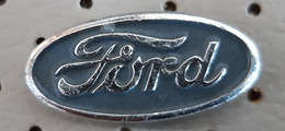 FORD  Logo Vintage Pin - Ford