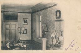 Lycée De Saint Omer (62 Pas De Calais) Parloir - Carte Précurseur Circulée 1904 (état) - Saint Omer