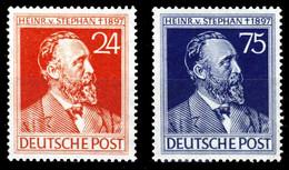 ALL. BES. GEM.-AUSG. Nr 963-964 Postfrisch S6908AE - American,British And Russian Zone