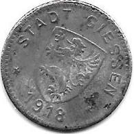 *notgeld   Giessen  10 Pfennig 1918  Zn   159.1 - Other