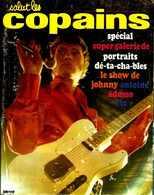 Salut Les Copains - N°58 - 1967 - Johnny (14 Pages), Adamo, Antoine, Eddy,Stones - People