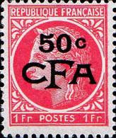 Réunion Poste N** Yv:284 Mi:334 Cérès De Mazelin - Unused Stamps