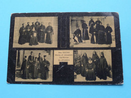 MONKS Of JERUSALEM - Des Moines ( Nos 263/266 / Sarrafian Bros ) Anno 1919 ( Zie/voir/See Photos ) ! - Israel