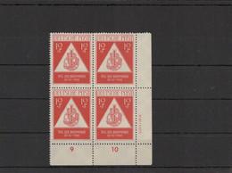 SBZ 1949 Nr 228 DV Postfrisch (213590) - Soviet Zone