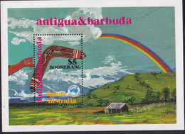 Antigua & Barbuda 1984 Ausipex Sc 781 Mint Never Hinged - Antigua And Barbuda (1981-...)