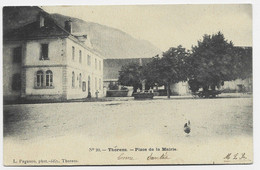THORENS PLACE DE LA MAIRIE - Thorens-Glières
