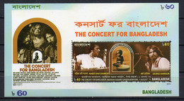 Bangladesh 2015. The Concert For Bangladesh, Madison Square Garden New York On 1st August 1971. Music. MNH - Bangladesch