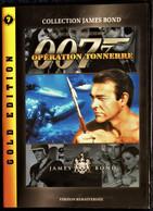 Opération Tonnerre ( James Bond ) - Sean Connery  . - Action, Adventure
