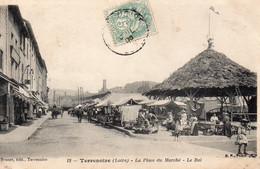 42 Terrenoire La Place Du Marché Le Bal - Other Municipalities
