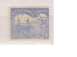 NOUVELLE CALEDONIE         N°  YVERT  TAXE  21  NEUF AVEC CHARNIERES       ( CHARN 4/13 ) - Postage Due