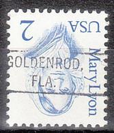USA Precancel Vorausentwertung Preo, Bureau Florida, Goldenrod 804 - Precancels