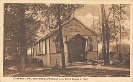 H0806 - Chapelle Protestante D'AULNAY Sous BOIS - D93 - Aulnay Sous Bois