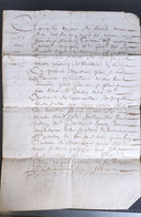 Acte 1636 - Manoscritti