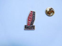 Beau Pin's Pins , Tabac , Tobacco , Tabac PMU Le Chiquito - Altri