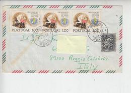 PORTOGALLO 1968 -  Organizzazione Mondiale Della Salute - Covers & Documents