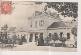 CPA-74-Haute Savoie- THONON- Etablissement Thermal- - Thonon-les-Bains