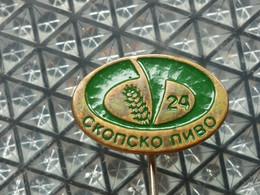 KOV 42-2 - Skopsko Pivo, SKOPJE, MACEDONIA,  Beer Bier , BIERE - Birra