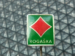 KOV 42-1 - Mineralna Voda ROGASKA, SLOVENIA, BEVERAGES, DRINK, Mineral Water, Eau Minérale - Bevande
