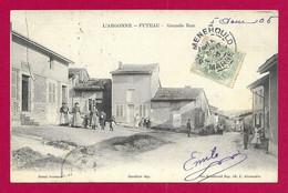 CPA Futeau - Grande Rue - Autres Communes