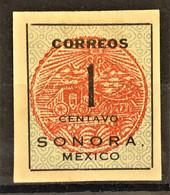 MEXICO 1914 - MLH - Sc# 394, 396, 397 - Mexique