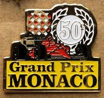 FORMULE 1 - 50ème GRAND PRIX DE MONACO - PRINCIPAUTE - FORMULA ONE - CAR - VOITURE - AUTOMOBILE - AUTO  -     (22) - F1