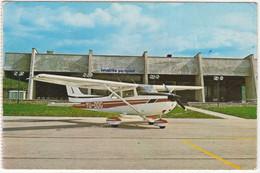 Airport Letalisce Portoroz Secovlje : CESSNA  'YU-DDG' - (Slovenija, YU) - 1946-....: Era Moderna