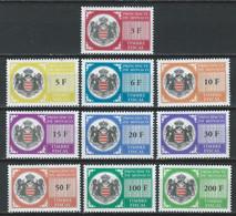 "MC2-/-215-  TYPE AGRANDI "" ARMOIRIES De DAUSSY "" N° 99/108, * *  , FILIGRANE ITVF, Cote 142.00 € - Nuovi"