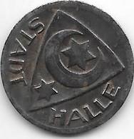 *notgeld  Halle  10 Pfennig  1920   Fe    187.1b - Other
