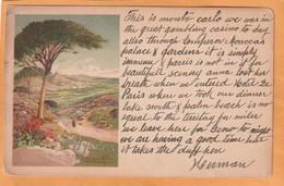 Napoli Italy Old Postcard - Napoli (Naples)