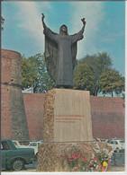 SIENA - Monumento A S. CATERINA, Eretto Il 1° Ottobre 1972 - Siena