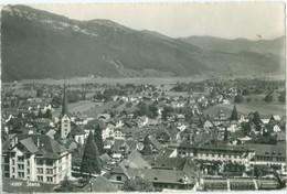Stans 1965; Ortsansicht - Gelaufen. (Postkartenverlang Engelberger Stans) - NW Nidwalden