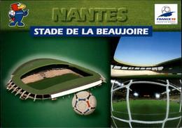 SPORTS - FOOTBALL - Série De 9 Cartes - Stades Coupe Du Monde 98 - Nantes, Paris, Marseille, Lens, Bordeaux, Lyon, Etc - Soccer