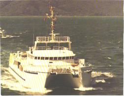 Royal Australian Navy Ship HMAS Paluma A 01 - Warships