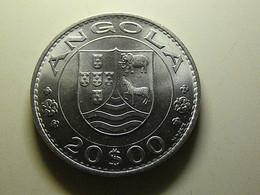 Portuguese Angola 20 Escudos 1971 - Portugal