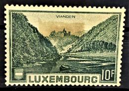 LUXEMBOURG 1935 - MLH - Sc# 199 - Ungebraucht