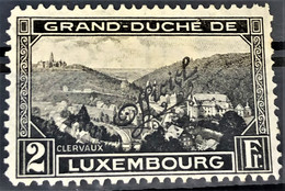 LUXEMBOURG 1928/31 - MLH - Sc# O179 - Ungebraucht